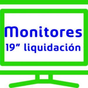 19 pulgadas liquidacion