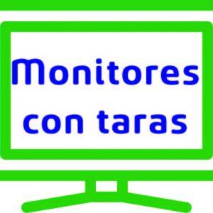 Monitores Con Taras