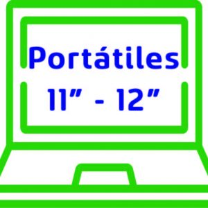 """Portatiles 11"""" - 12"""""""
