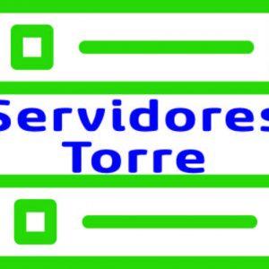 Servidores torre